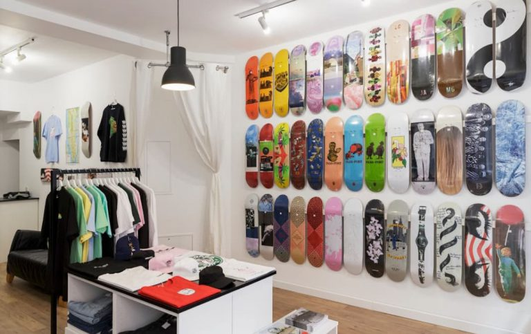 Sprouters Skateshop in Würzburg