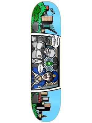 Jart Against Sk8 Enemies 8.25 LC CFK x Skateboard Deck