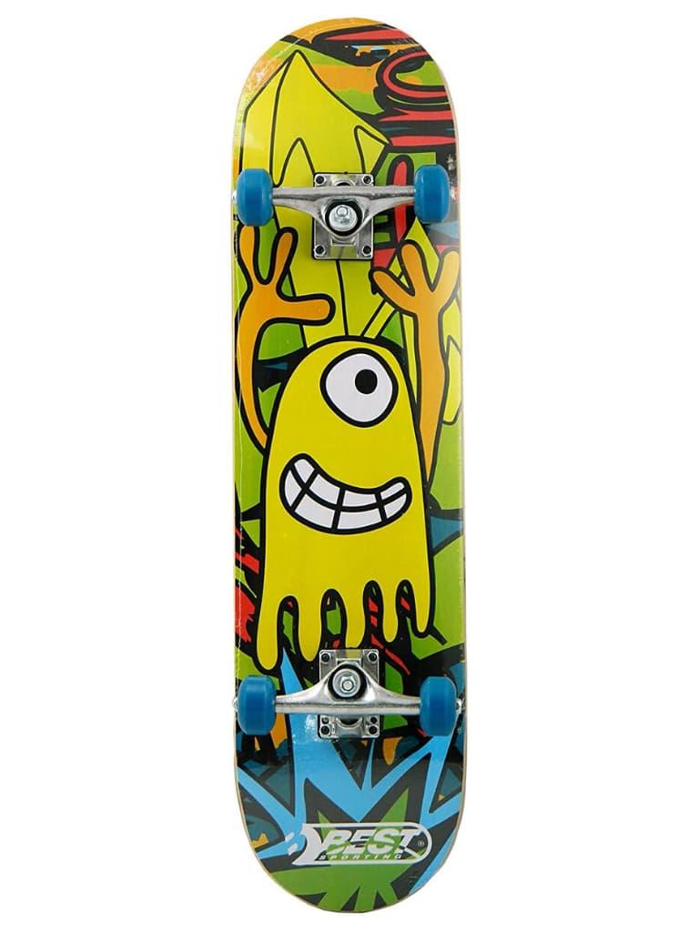 Best Sporting Skateboard, ABEC 3, max. Belastung 100 kg kaufen
