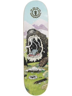 Element Nature Wins Bear Skateboard Deck kaufen