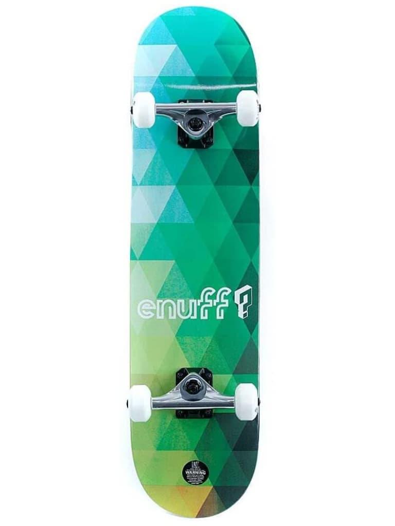 Enuff Skateboards, Enuff Geometrische Grün Restaurants, erkunden kaufen