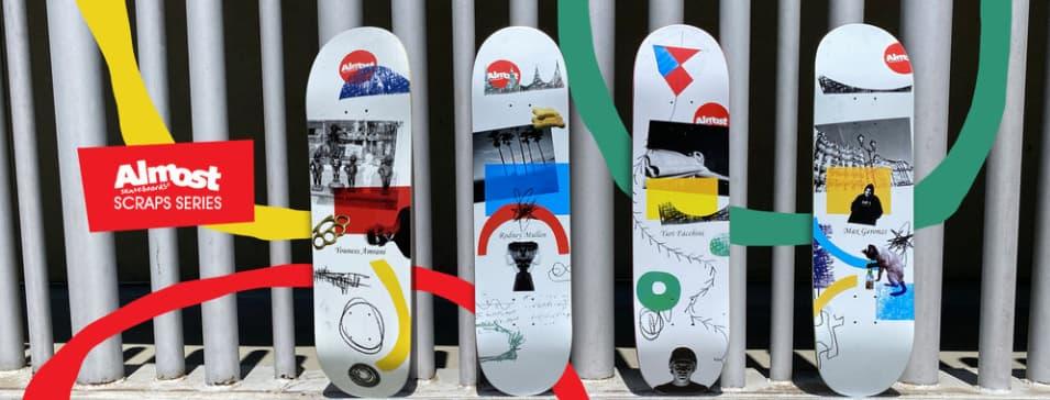 die besten almost skateboards