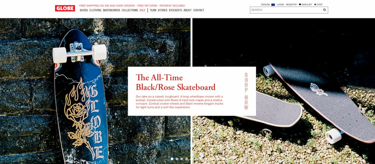 die besten globe skateboards