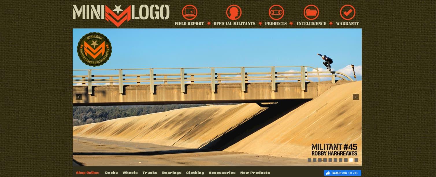 die besten mini logo skateboards