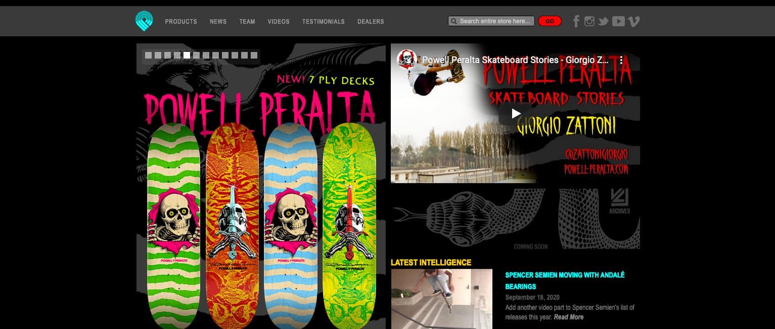 die besten powell peralta skateboards