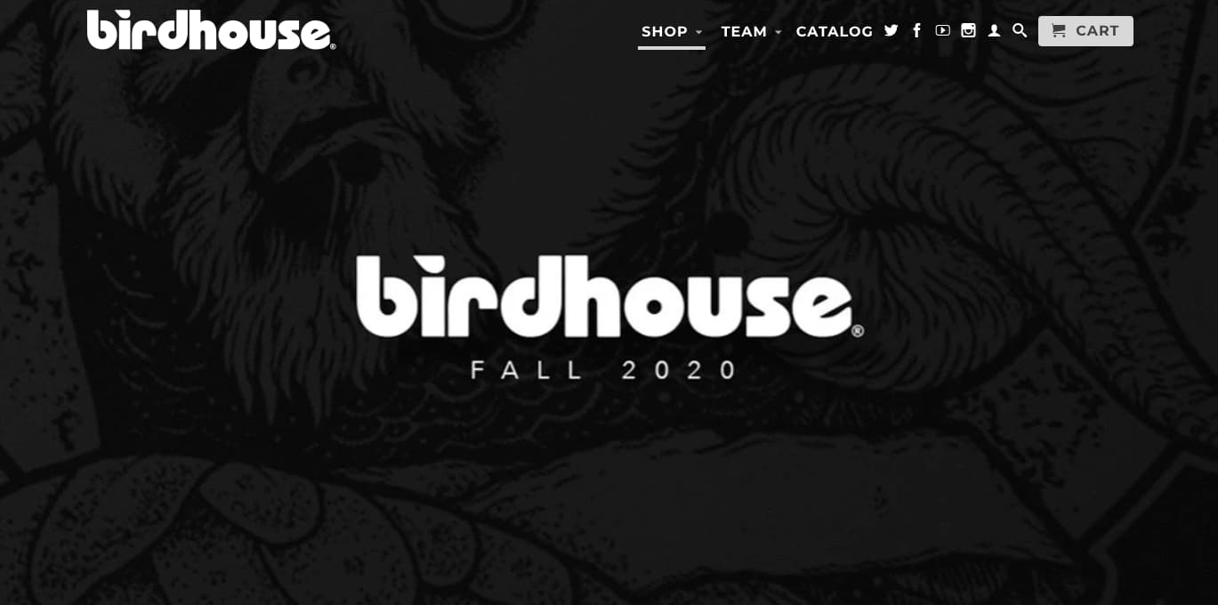 die besten birdhouse skateboards