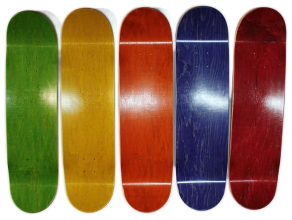 die besten moose skateboard decks