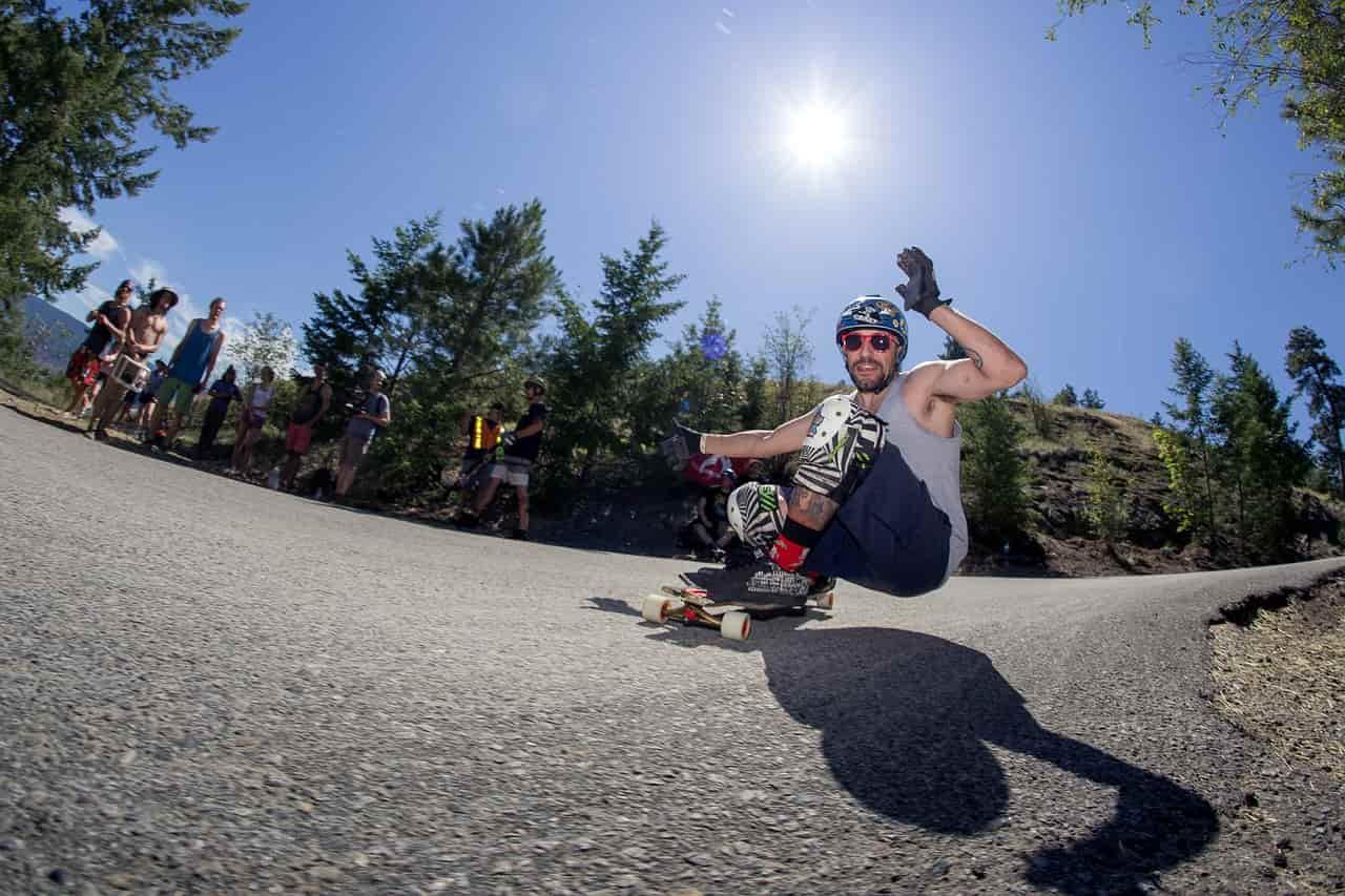 die besten downhill longboards
