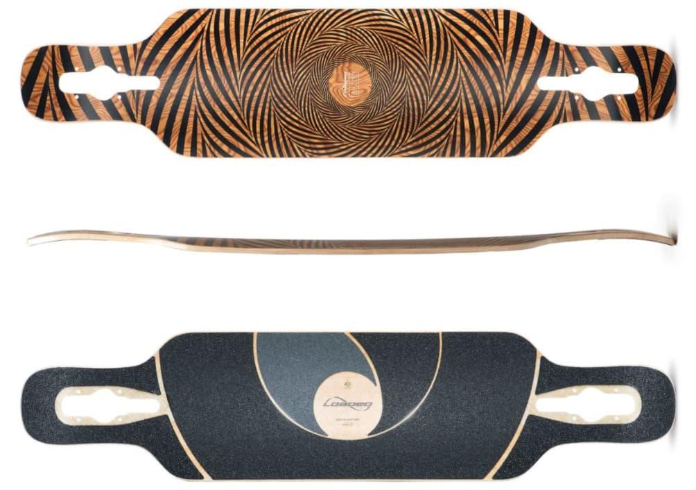 die besten longboard decks