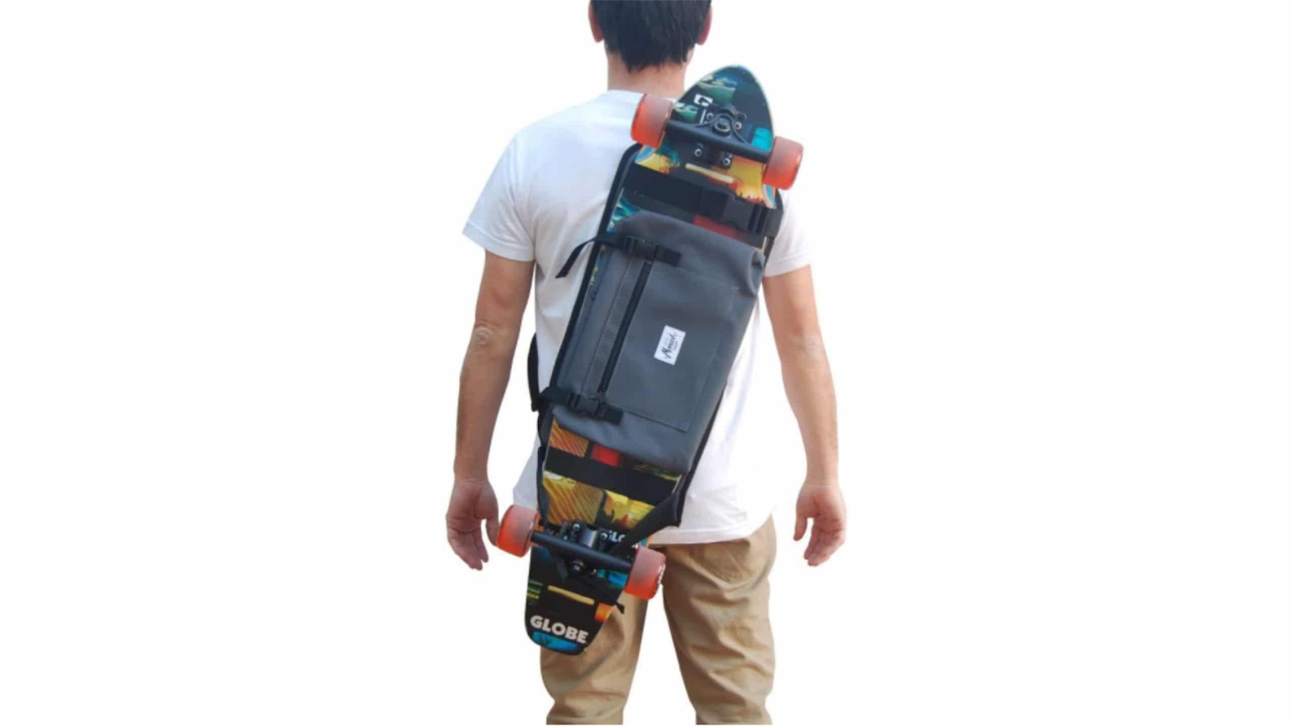 die besten longboard taschen