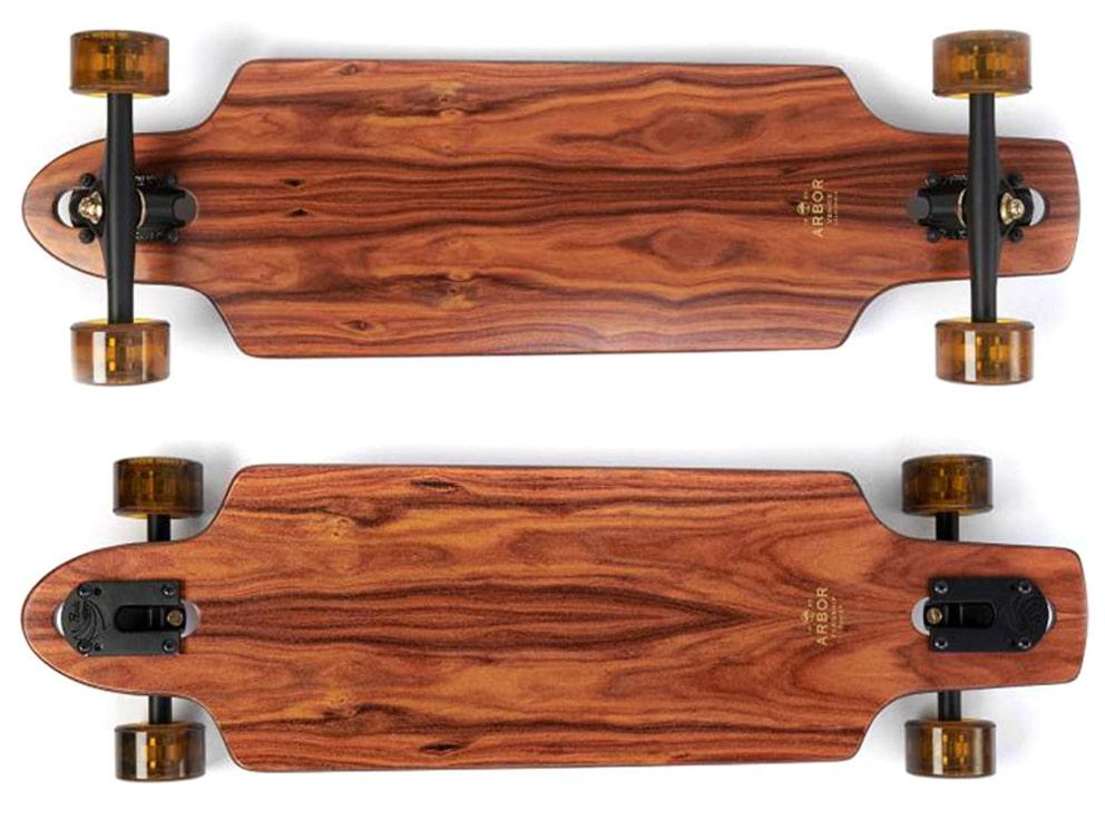 die besten arbor longboards