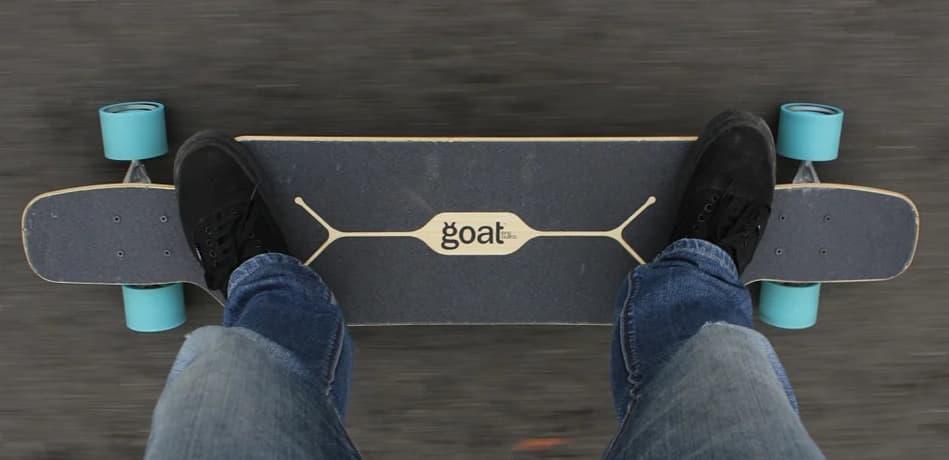 die besten dance longboard