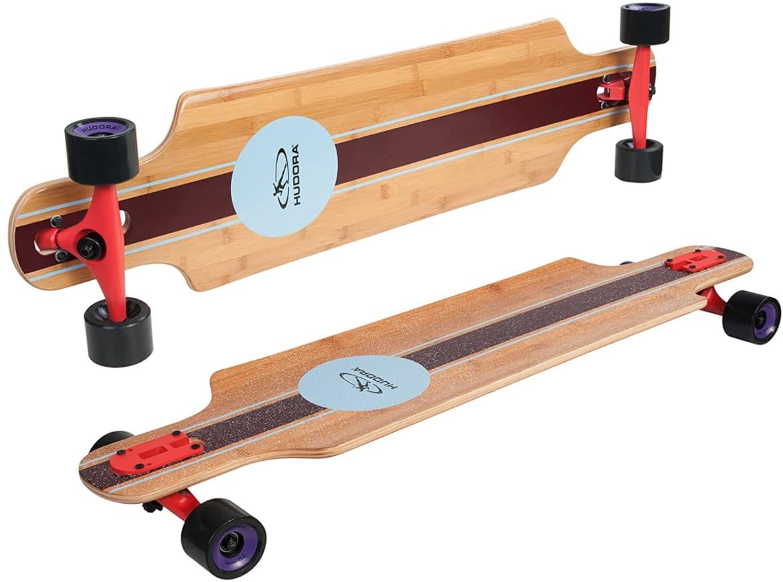 die besten hudora longboards