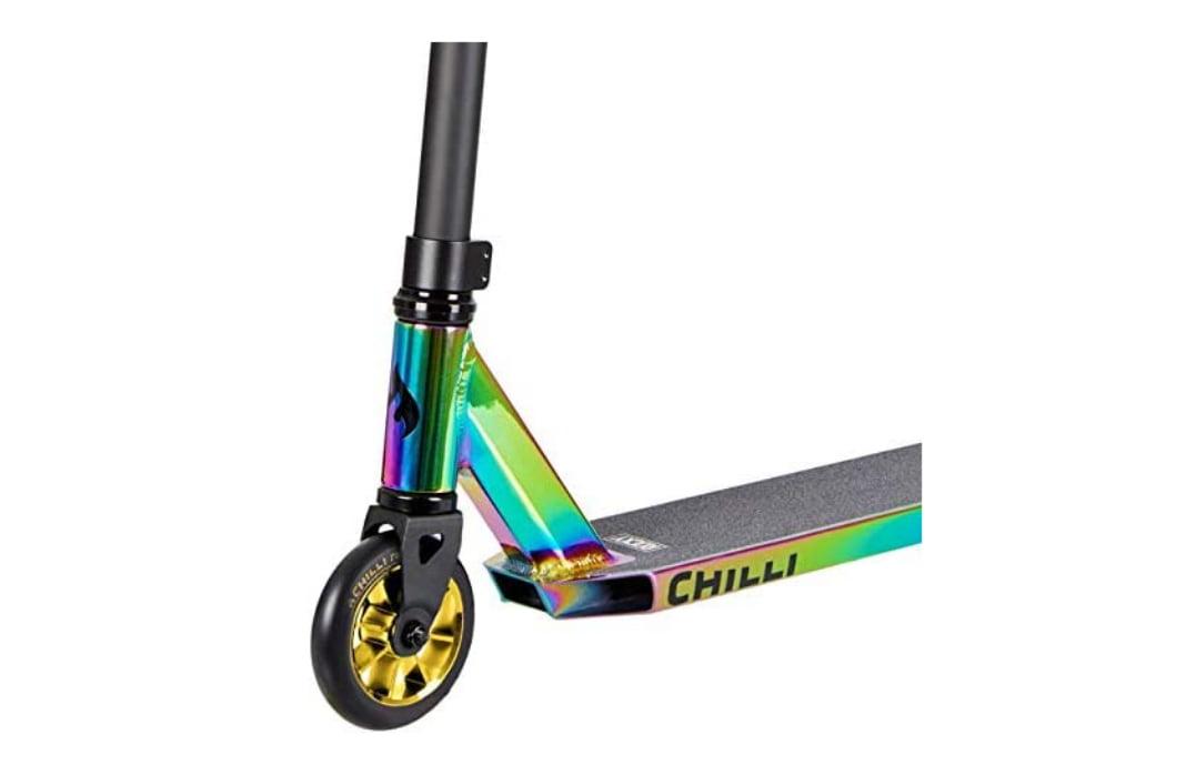 die besten rainbow stunt scooter