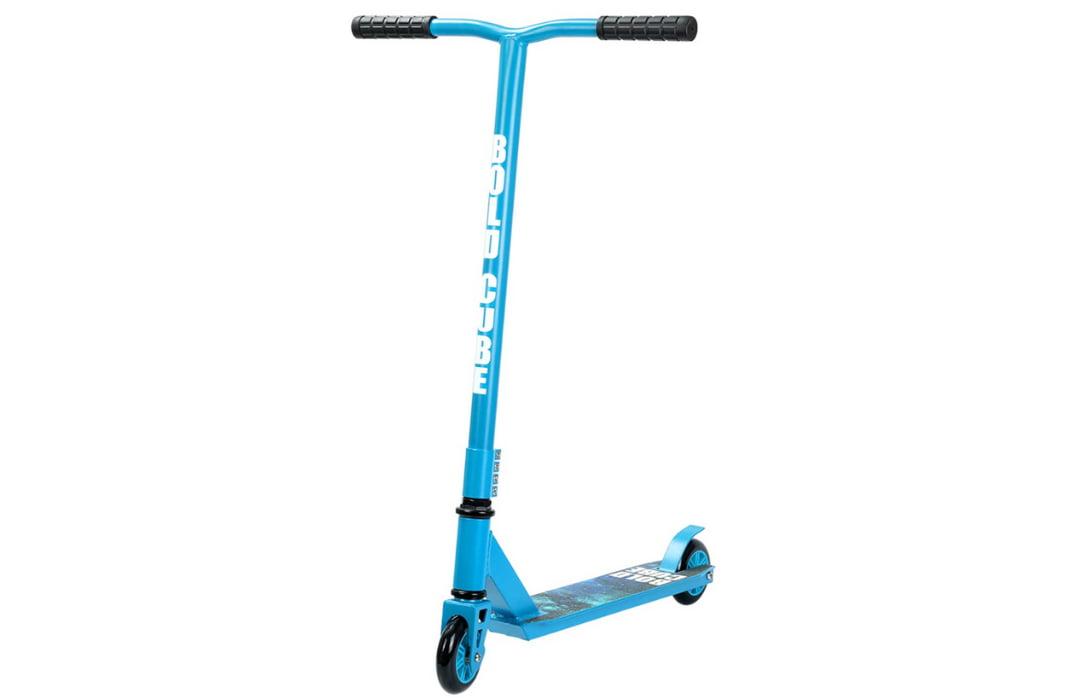 die besten stunt scooter blau