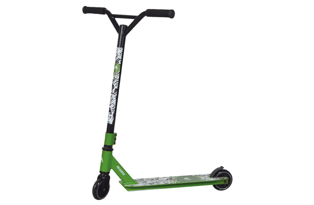die besten stunt scooter bunt