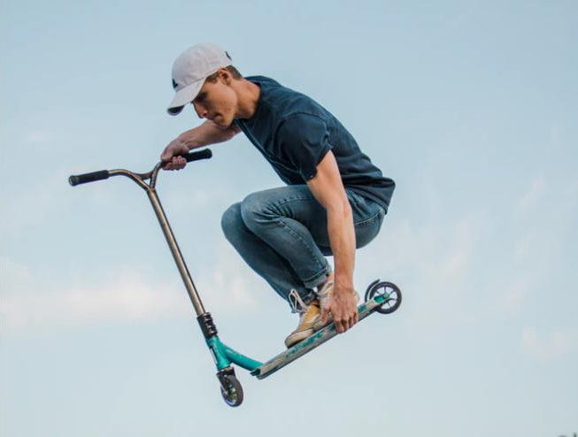 die besten stunt scooter für erwachsene