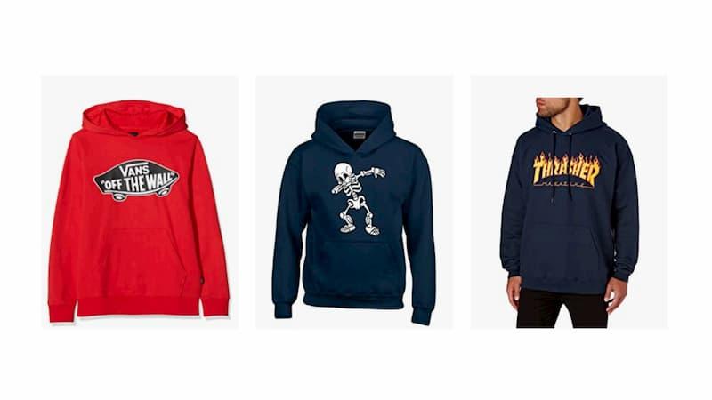 die besten skate hoodies