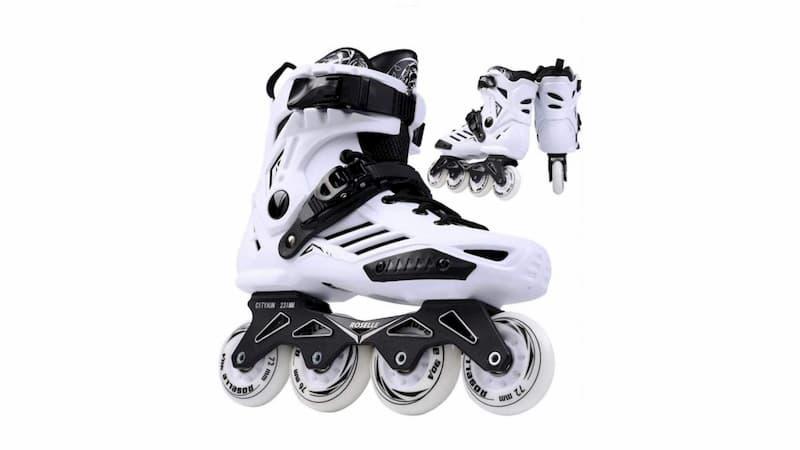 die besten weißen inline skates