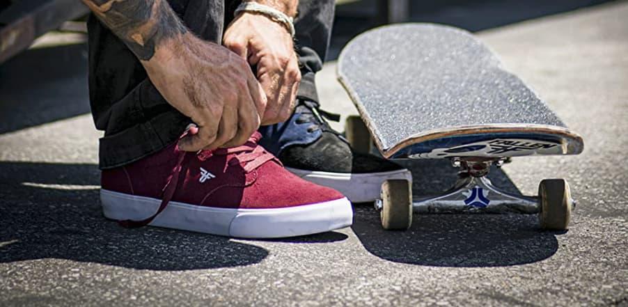 die besten fallen skateschuhe