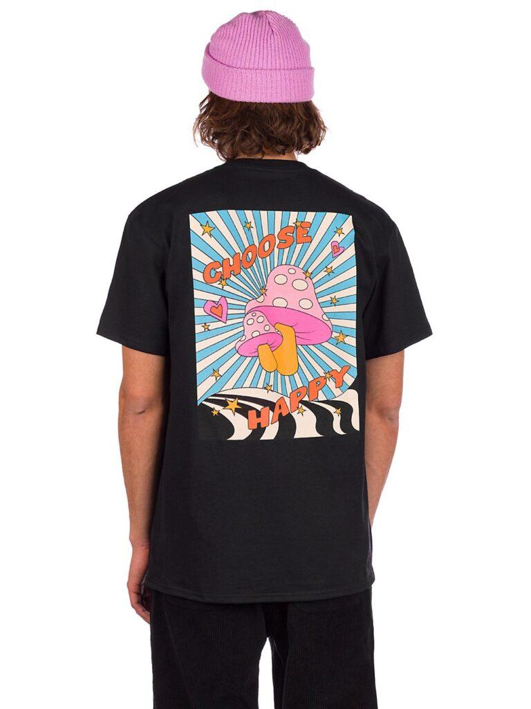 A.Lab Choose Happy T-Shirt black kaufen