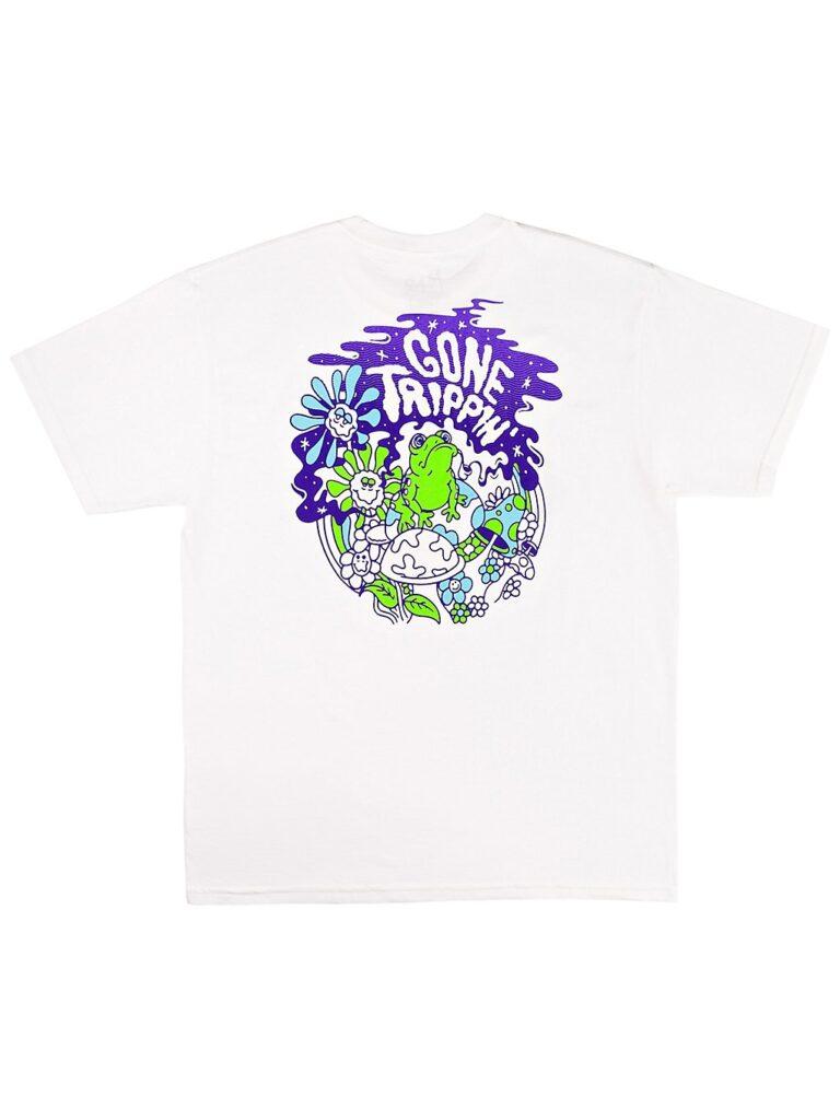 A.Lab Gone Trippin T-Shirt white kaufen