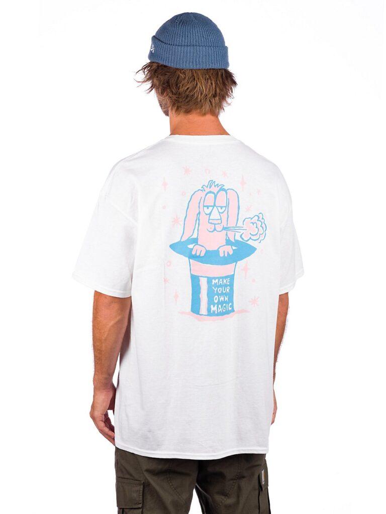 A.Lab Own Magic T-Shirt white kaufen