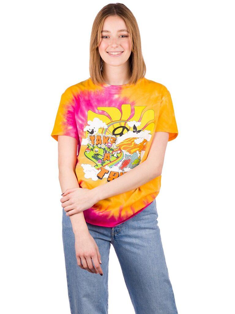 A.Lab Rainen T-Shirt tie dye kaufen