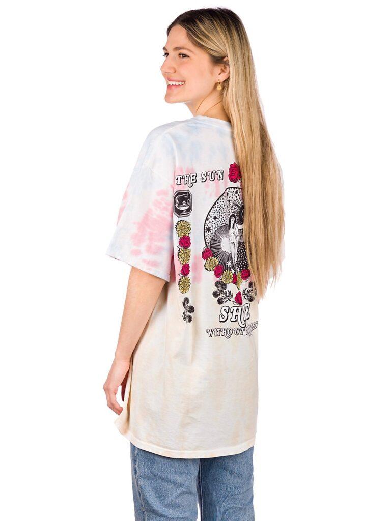 A.Lab Shine on T-Shirt white tie dye kaufen