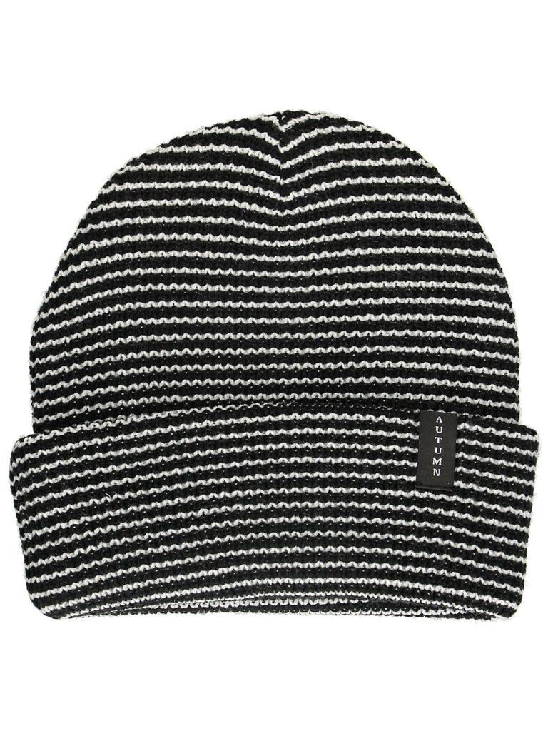 Autumn Headwear Select Stripe Beanie black kaufen