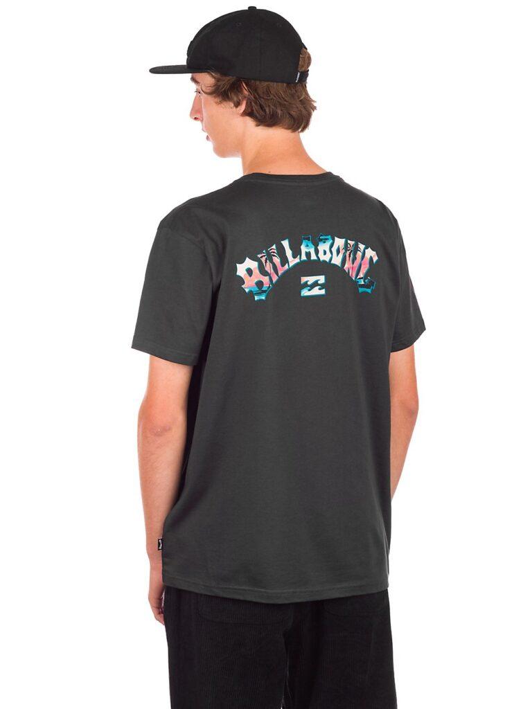 Billabong Arch Fill T-Shirt off black kaufen