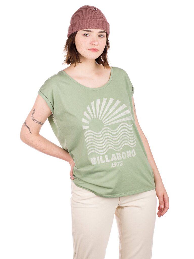 Billabong Solo Sol T-Shirt safari green kaufen