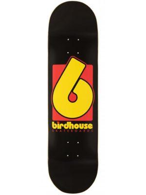 "Birdhouse B Logo 8.25"" Skateboard Deck black kaufen"