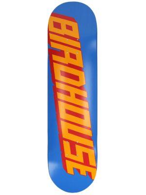 "Birdhouse Type Logo 8"" Skateboard Deck blue kaufen"