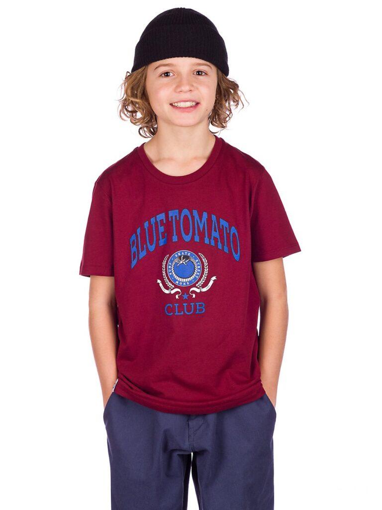 Blue Tomato Club T-Shirt burgundy kaufen