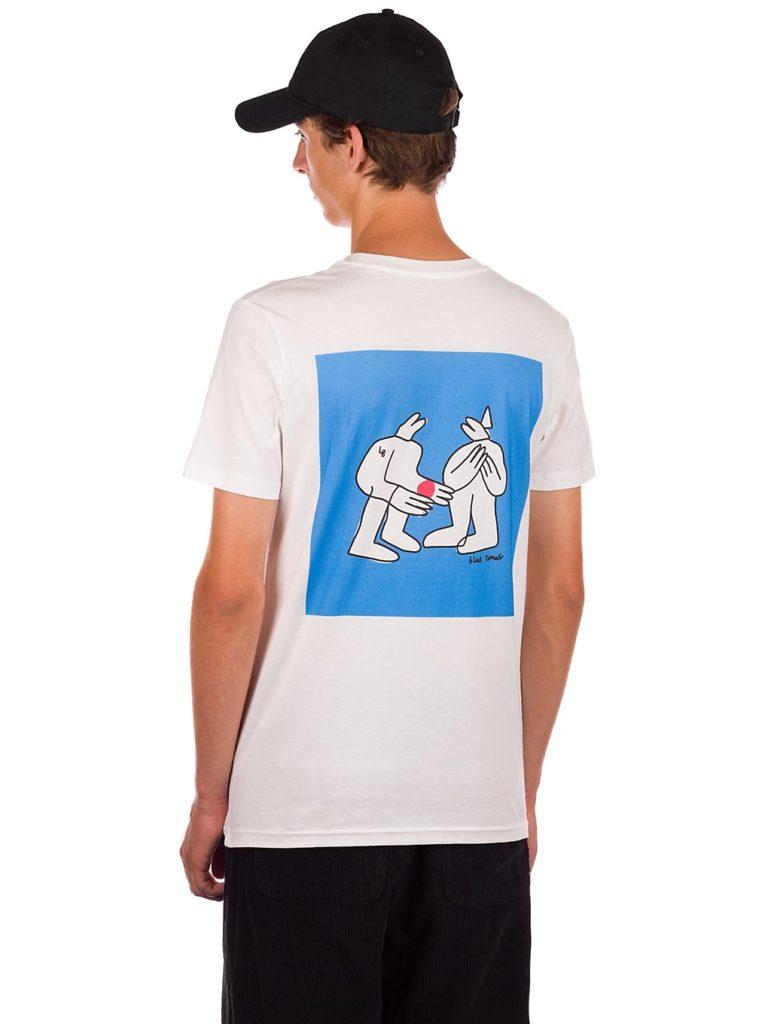 Blue Tomato X Lucas Beaufort 1 T-Shirt white kaufen