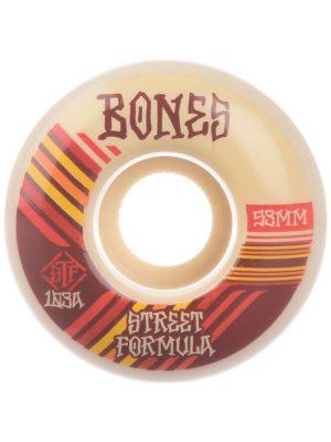 Bones Wheels STF Retros 103A V4 Wide 53mm Wheels white kaufen