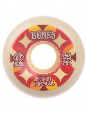 Bones Wheels STF Retros 103A V5 Sidecut 52mm Wheels white kaufen