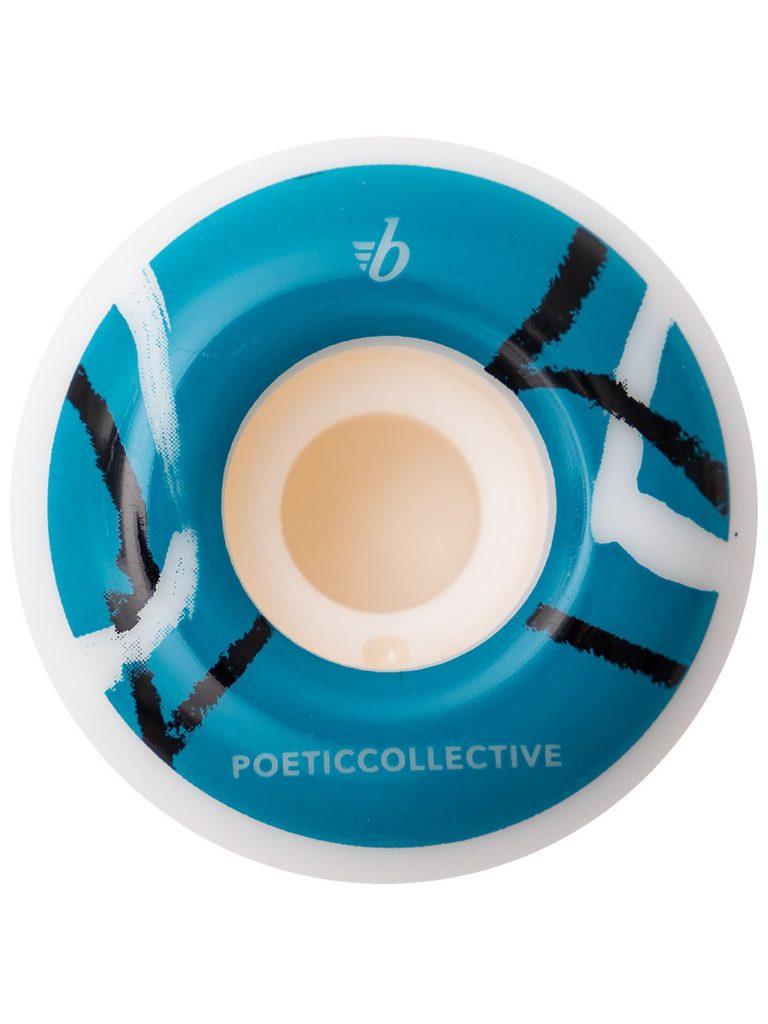 Bronx Wheels X Poetic Collective 101a 52mm Wheels uni kaufen