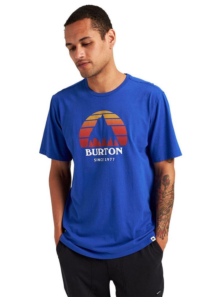 Burton Underhill T-Shirt cobalt blue kaufen