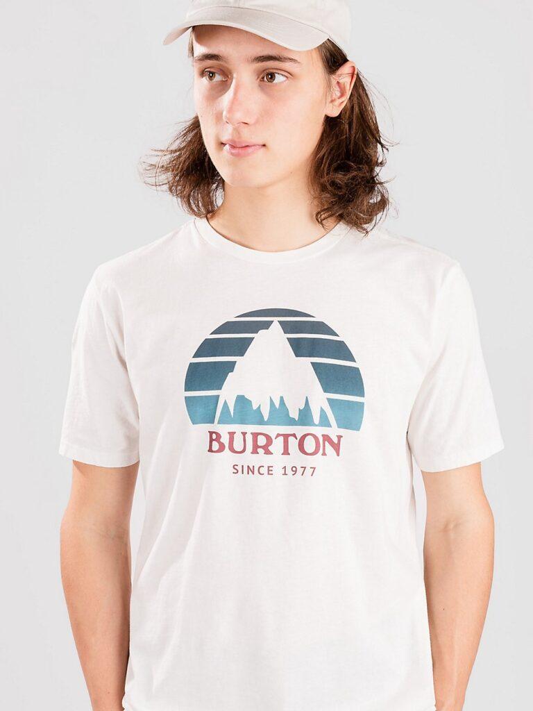 Burton Underhill T-Shirt stout white kaufen