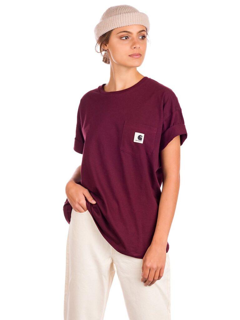 Carhartt WIP Pocket T-Shirt wine kaufen