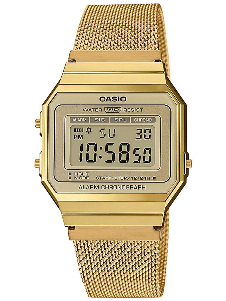 Casio A700WEMG-9AEF gold kaufen