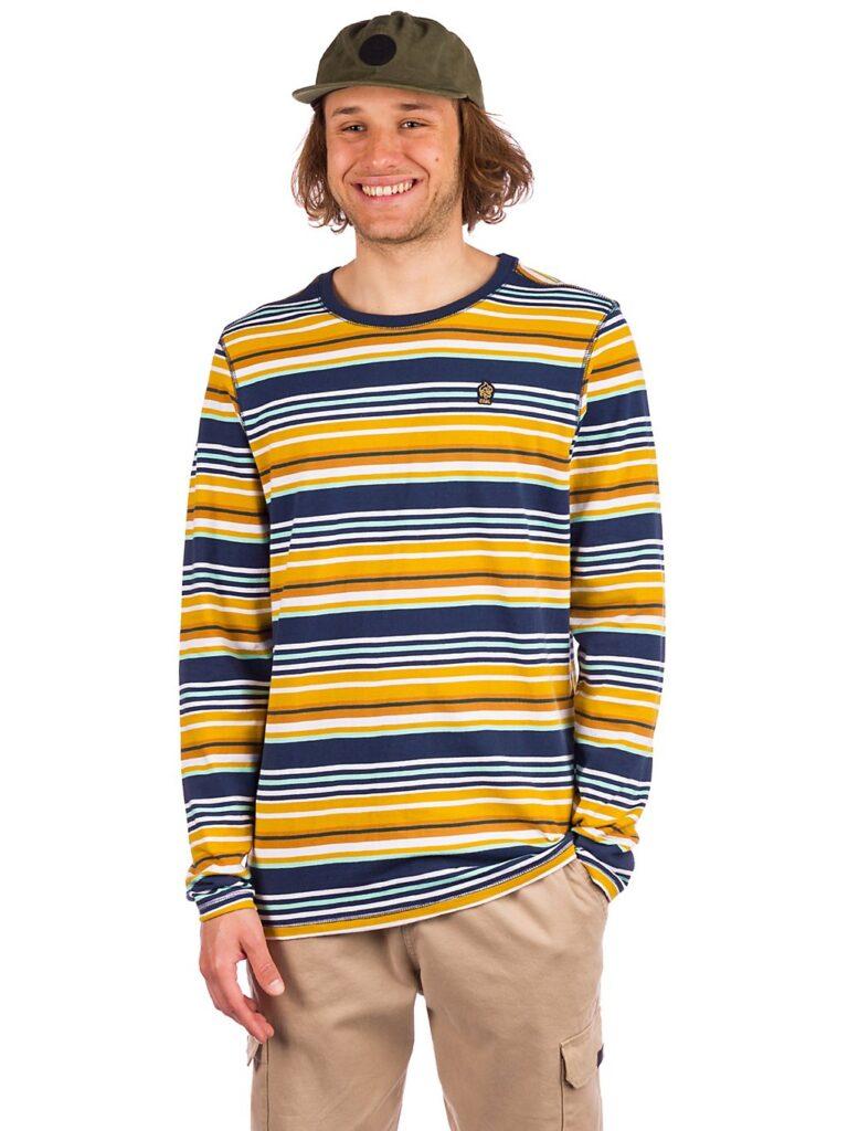 Coal Bracket Long Sleeve T-Shirt blue / arrw / buckthbwhit / grn kaufen