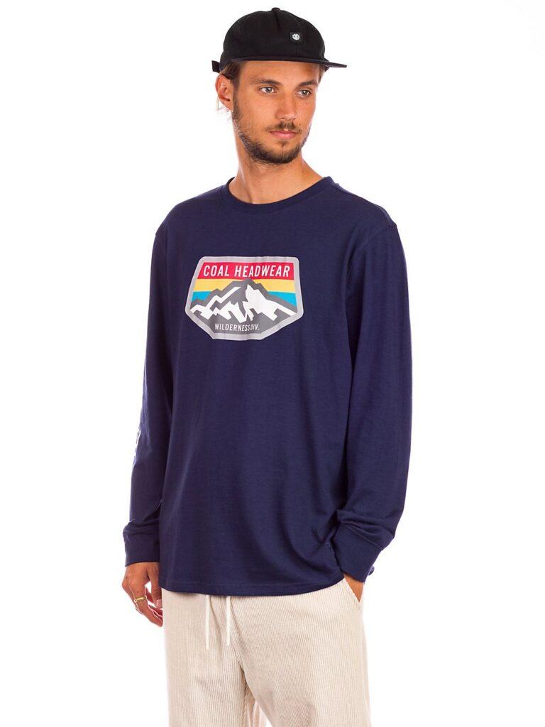 Coal Tracker Long Sleeve T-Shirt black iris kaufen