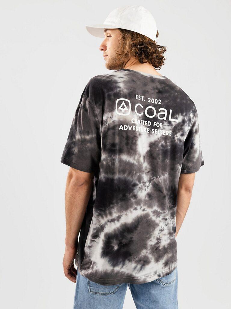 Coal Uniform Tie Dye T-Shirt black / grey kaufen