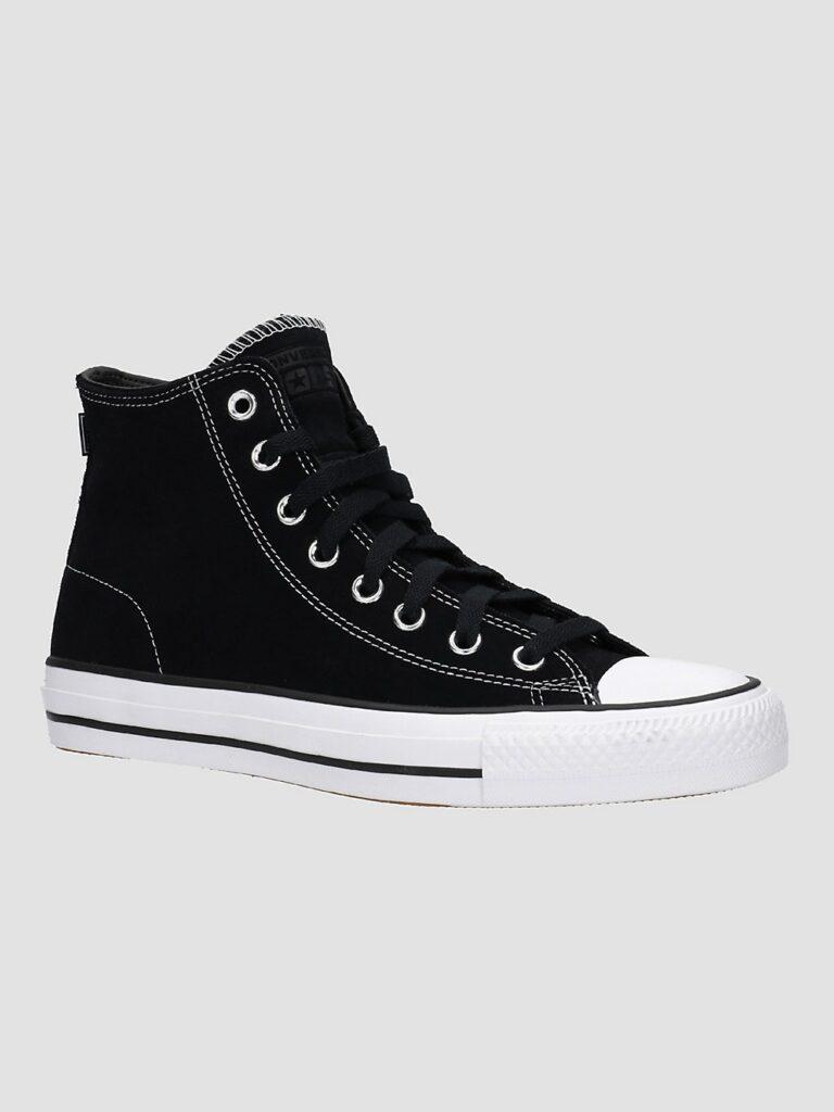 Converse Chuck Taylor All Star Pro Skate Shoes black / black / white kaufen