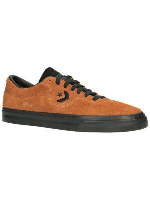 Converse Louie Lopez Pro Suede Skate Shoes amber sepia / black / black kaufen