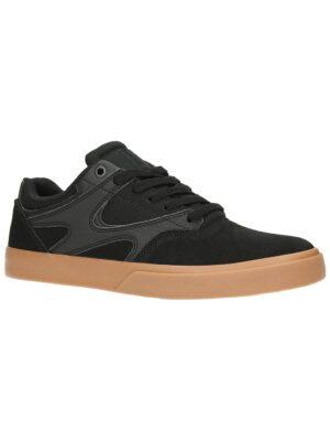DC Kalis Vulc Skate Shoes black / black / gum kaufen