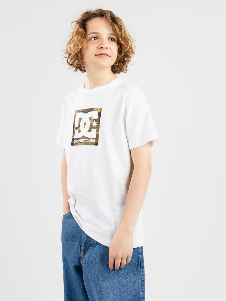 DC Square Star Fill T-Shirt white kaufen